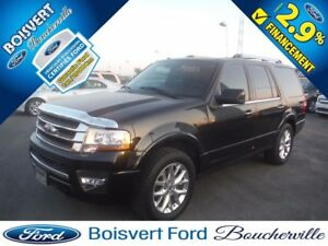 2015 Ford Expedition Limited FULL CUIR-TOIT-GPS