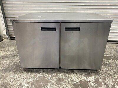 2 Door Under Counter Refrigerator Nsf Cooler Delfield Uc4048p 4497 Stainless St