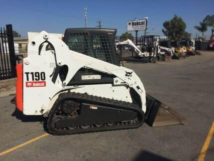 BOBCAT T190 TRACK LOADER FOR SALE - BWU0802