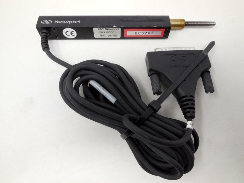 Newport CMA-25CCCL Motorized Linear Actuator ESP Compatible