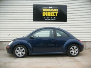 2007 Volkswagen Beetle COUP - MANUAL SHIFT - LEATHER SEATS - MOO