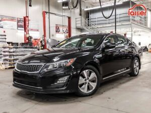2015 Kia Optima Hybrid LX *AUCUN ACCIDENT // UN SEUL PROPRIETAIR