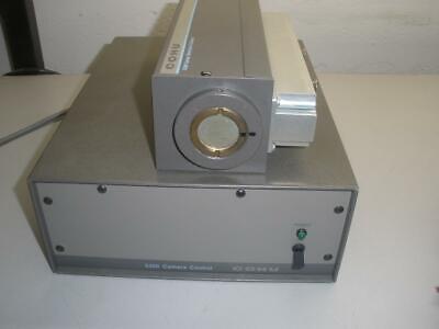 Cohu 5300 Series Television Camera Camera Control 8743-6 8743-7
