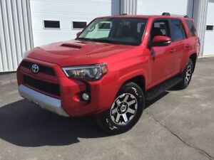 2017 Toyota 4Runner TRD OFF ROAD 4X4 CUIR TOIT