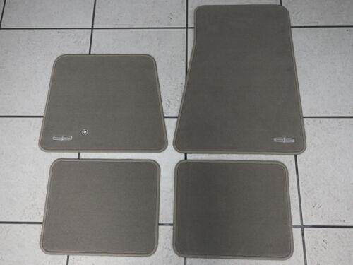 Floor Mat Kit 2008 2010 Lincoln Town Car Oem Brand New Ebay