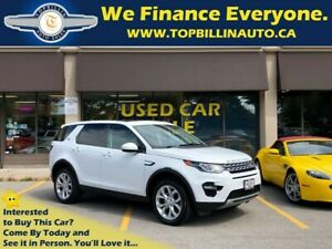 2016 Land Rover Discovery HSE, Navi, Roof, Blind Spot, Keep Lane