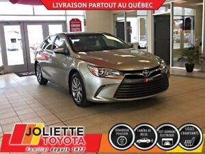 2017 Toyota Camry XLE GPS, CUIR, A/C AUTOMATIQUE !!