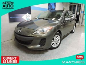 2012 Mazda Mazda3 GS-SKY MAGS SIEGES CHAUFFANTS