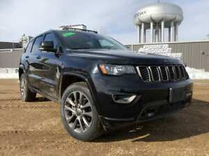 2017 Jeep Grand Cherokee Limited 75th Anniversary Edition