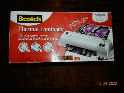 Scotch Thermal Laminator Machine Tl901