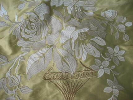 DESIGNERS GUILD MARGOT EMBROIDERD SILK CURTAINS ROYAL COLLECTION Austral Liverpool Area Preview