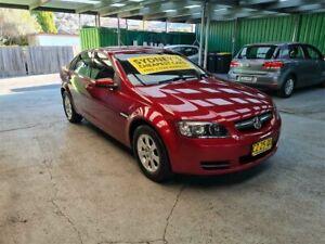 2008 Holden Commodore VE Omega Burgundy 4 Speed Automatic Sedan Croydon Burwood Area Preview