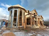 CARPENTRY, FRAMING, CUSTOM HOMES, NEW AND RENO