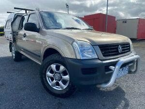 2003 Holden Rodeo RA LX Gold 5 Speed Manual Crew Cab Pickup Hoppers Crossing Wyndham Area Preview