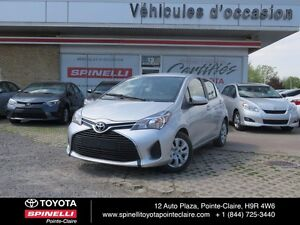 2016 Toyota Yaris SEULEMENT 3 EN INVENTAIRE!!!! HURRY!!!!