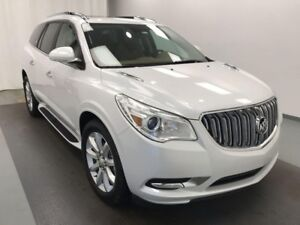 2017 Buick Enclave Premium AWD, 7 PASSENGER, HEATED/COOLED LE...