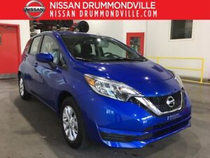 2017 Nissan Versa Note SV - CERTIFIÉ -  CAMÉRA - AUTOMATIQUE!!