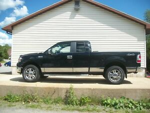 2007 Ford F-150 LOW MILEAGE GREAT SHAPE 4X4 5.4 V8