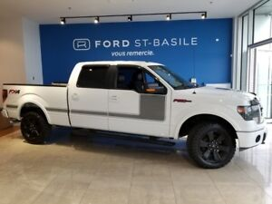 2013 Ford F-150 SUPERCREW / 4X4 / NAVIGATION FX4 GROUP