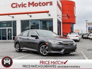 2018 Honda Civic Sedan LX - HEATED SEATS, APPLE CARPLAY, BLUETOO