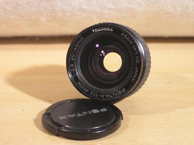 Pentax-110 Zoom Lens 20-40mm F2.8 ***FREE USA SHIPPING***