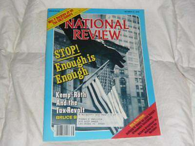 National Review Magazine   October 27 1978   Bring Back The Gold Standard