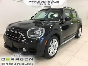 2018 Mini Countryman Cooper S ALL4 TOIT PANO CAMERA CUIR ROUES 1