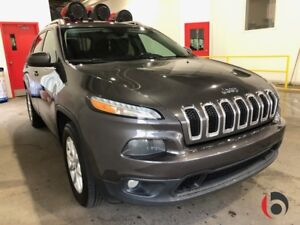 2016 Jeep Cherokee NORTH V6 4X4 UCONNECT- DÉMARREUR- CAMÉRA- HIT