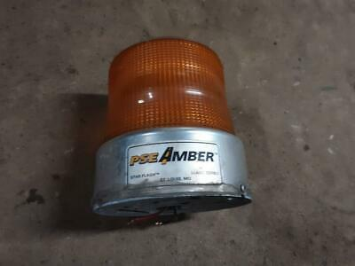 Pse Amber Star Flash Strobe Emergency Light Beacon Ll400i Series 12v Snow Plow