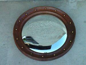 Miroir circulaire sorciere bomb diam tre total 50 cm for Miroir bombe rond