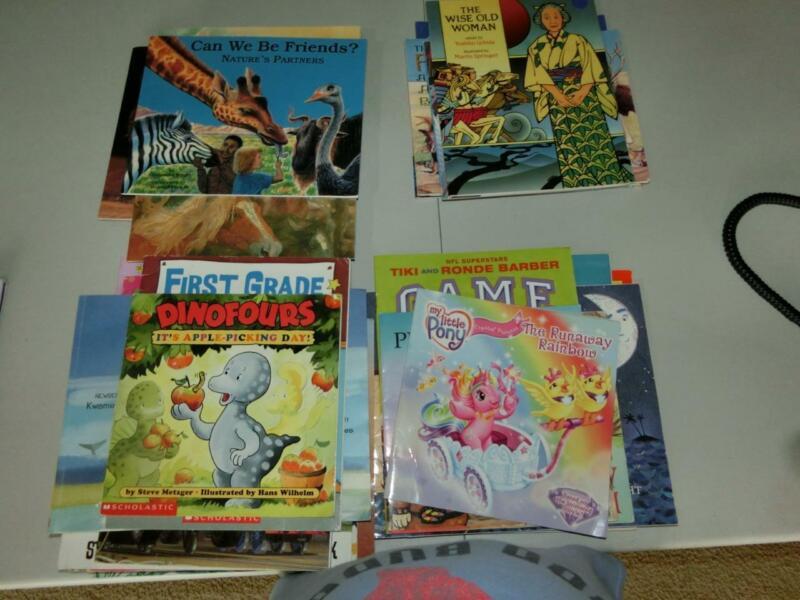 Huge Lot 62  K 1st  2nd 3rd  Grade AR Picture Books TEACHER LIBRARY