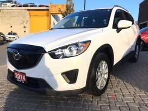 2014 Mazda CX-5 GX-SKY!!! ONE OWNER, NO ACCIDENTS!!!