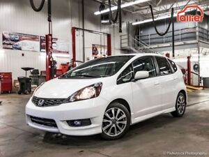 2014 Honda Fit SPORT *68,000KM!* A/C+MAGS+CONDITION A1 SPORT *68