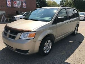 2008 Dodge Grand Caravan SE - NO ACCIDENT - SAFETY & WARRANTY IN