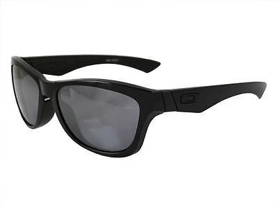 Oakley Jupiter Black frame Black Iridium Very Rare New