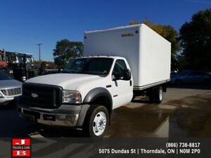 2006 Ford F-550 Chassis XLT