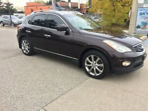2008 Infiniti EX35 NAV,B/U/CAMERA,SAFETY+3YEARS WARRANTY INCLUDE