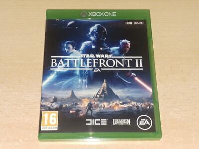 Star Wars Battlefront II 2 Xbox One **FREE UK POSTAGE**
