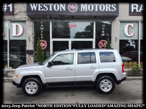 2013 Jeep Patriot NORTH EDITION* FULLY LOADED* AMAZING SHAPE!