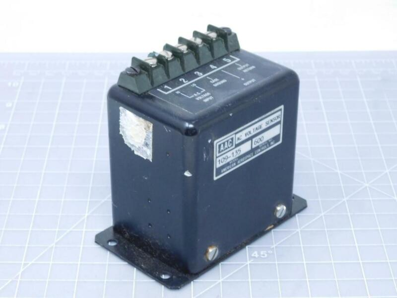 AAC 109-135 AC Voltage Sensor T126608