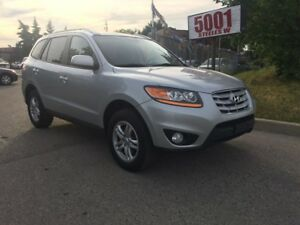 2010 Hyundai Santa Fe GLS,198K,SAFETY+3YEARS WARRANTY INCLUDED