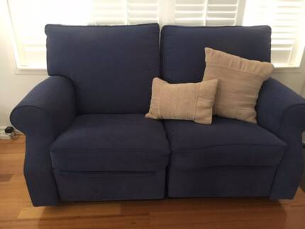 Hamptons style Freedom 1 and 2 seat sofas excellent condition