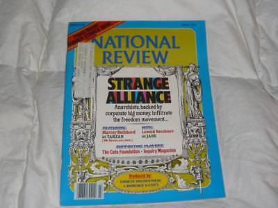 National Review Magazine   June 8 1979   Margaret Thatcher   Libertarianism