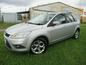 2010 Ford Focus LV Mk II LX Silver 4 Speed Sports Automatic Hatchback Moorabbin Kingston Area Preview
