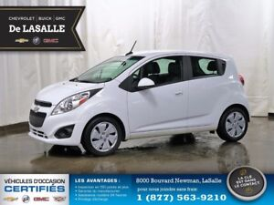 2014 Chevrolet Spark LS Like New, Winter Ready..!