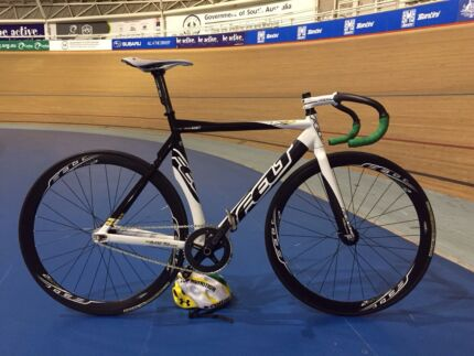 Felt TK2 Track Bike 56cm Adelaide CBD Adelaide City Preview