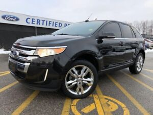 2014 Ford Edge Limited AWD|NAVIGATION|PANORAMIC ROOF|BLUETOOTH