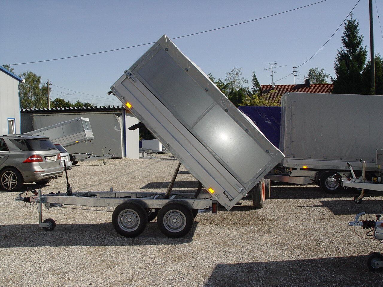 2700kg kipper heckkipper r ckw rtskipper pkw anh nger. Black Bedroom Furniture Sets. Home Design Ideas