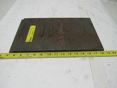 Wheelabrator Pangborn 6-870032-a Oem Wear Plate Top End Liner Shot Blaster