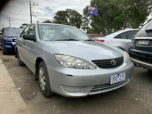 2005 Toyota Camry MCV36R Upgrade Altise Silver 4 Speed Automatic Sedan Werribee Wyndham Area Preview
